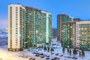 Voroncovskii bulvar 8, Appartamenti  San Pietroburgo - big - 30