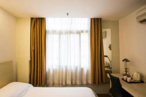 Motel Qinhuangdao Hebei Street Haiyang Road, Отели  Циньхуандао - big - 9