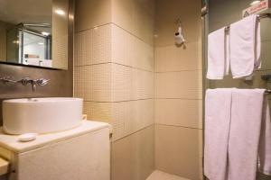 Motel Qinhuangdao Hebei Street Haiyang Road, Hotely  Qinhuangdao - big - 26