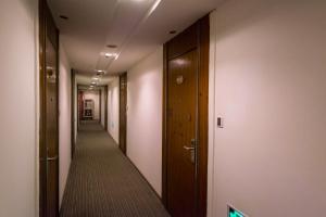 Motel Qinhuangdao Hebei Street Haiyang Road, Отели  Циньхуандао - big - 19