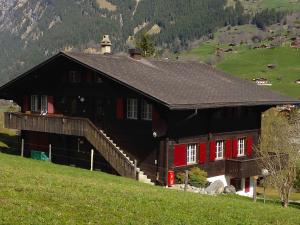 Apartment Chalet Judith, Apartmány  Grindelwald - big - 5