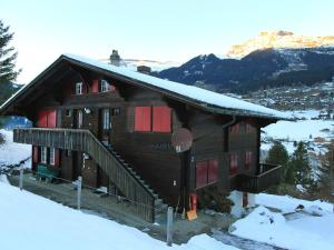 Apartment Chalet Judith, Apartmanok  Grindelwald - big - 4