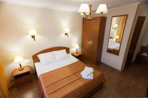 Hotel Gandvik, Hotels  Belomorsk - big - 15