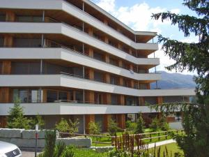 Apartment Wohnung 21, Apartments  Davos - big - 10