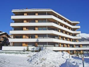 Apartment Wohnung 21, Apartments  Davos - big - 9