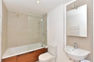 101 Lexham Gardens APT. 9, Appartamenti  Londra - big - 12