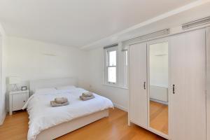 101 Lexham Gardens APT. 9, Appartamenti  Londra - big - 11