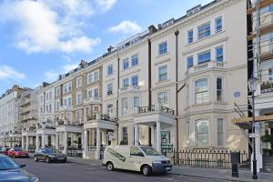 101 Lexham Gardens APT. 9, Apartmanok  London - big - 5
