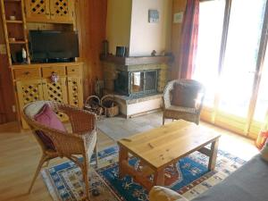 Chalet Chalet Lorila, Holiday homes  Arveyes - big - 5