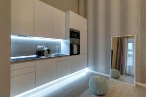 BpR Apáczai Street Design Apartment, Apartmány  Budapešť - big - 18