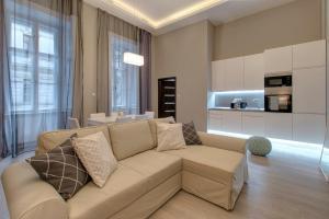 BpR Apáczai Street Design Apartment, Apartmány  Budapešť - big - 16