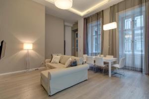 BpR Apáczai Street Design Apartment, Apartmány  Budapešť - big - 4