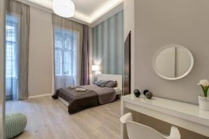 BpR Apáczai Street Design Apartment, Apartmány  Budapešť - big - 7