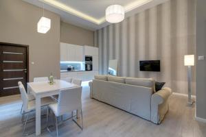 BpR Apáczai Street Design Apartment, Apartmány  Budapešť - big - 6