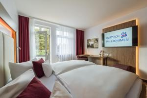 CityClass Hotel SAVOY, Hotely  Haan - big - 6
