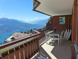 Apartment Mountain Lake Panorama, Appartamenti  Beatenberg - big - 13