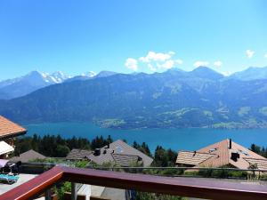 Apartment Mountain Lake Panorama, Ferienwohnungen  Beatenberg - big - 11