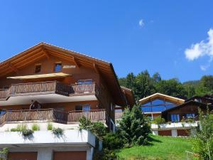 Apartment Mountain Lake Panorama, Appartamenti  Beatenberg - big - 7