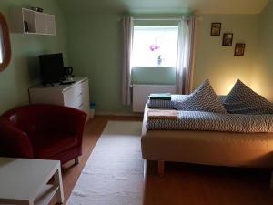 Seng og Kaffe B&B, Отели типа «постель и завтрак»  Fårvang - big - 12