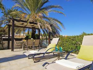 Villa KPBWB32, Holiday homes  Paralimni - big - 22