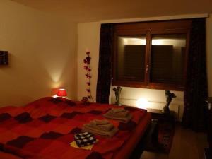 Apartment Panoramaferienwohnung Waldkircher, Apartmány  Krattigen - big - 2