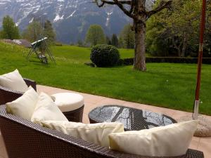 Apartment Chalet Jrene, Apartmány  Grindelwald - big - 22