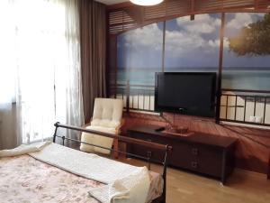 Apartment 24dom Teplichnaya 1, Apartmanok  Minszk - big - 19