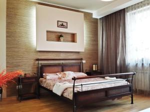 Apartment 24dom Teplichnaya 1, Apartmanok  Minszk - big - 20