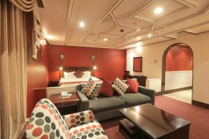 Mansour Grand Hotel, Hotely  Hafr Al Baten - big - 40