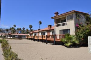 Hotel Quintas Papagayo, Hotels  Ensenada - big - 137