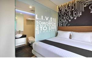 The Life Hotels City Center, Hotely  Surabaya - big - 22