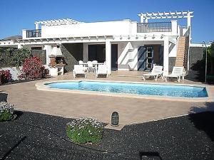Villa Villa Callao Negro.1, Ville  Playa Blanca - big - 11