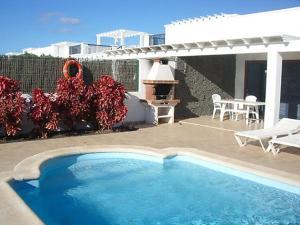 Villa Villa Callao Negro.1, Ville  Playa Blanca - big - 5
