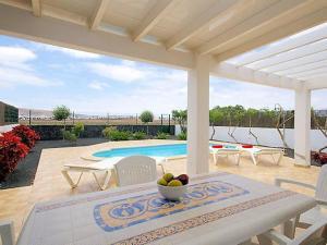 Villa Villa Callao Negro.1, Ville  Playa Blanca - big - 4