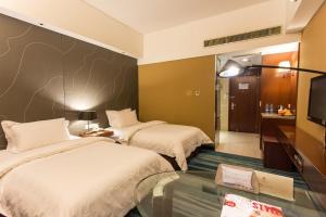 Metropolo, Shijiazhuang, Yuhua Wanda Plaza, Hotels  Shijiazhuang - big - 3