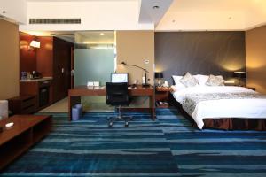 Metropolo, Shijiazhuang, Yuhua Wanda Plaza, Hotels  Shijiazhuang - big - 15