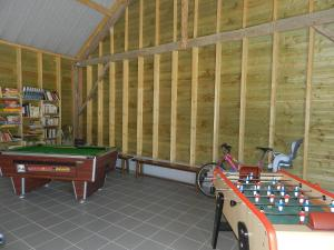Holiday Home Le Bois Peschard.1, Holiday homes  Ézel - big - 6