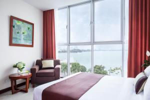 Somerset West Lake Hanoi, Apartments  Hanoi - big - 12