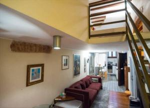 Romantic Apartment Porta Venezia, Apartmány  Miláno - big - 6