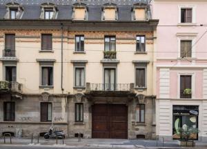 Romantic Apartment Porta Venezia, Apartmány  Miláno - big - 3