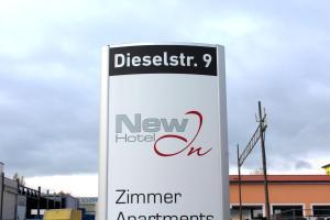 Hotel New In, Hotels  Ingolstadt - big - 27