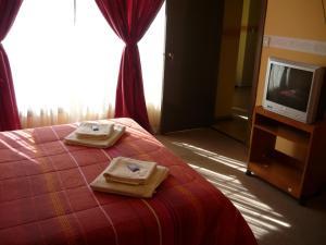 Hostal Residencia Blest Gana, Penziony – hostince  Viña del Mar - big - 67