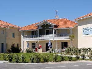 Holiday Home Indigo II.2, Dovolenkové domy  Biscarrosse-Plage - big - 9