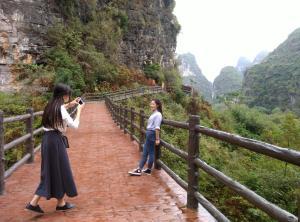 Yangshuo Zen Valley, Гостевые дома  Яншо - big - 23