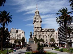 Apartamento Montevideo Centro, Ferienwohnungen  Montevideo - big - 37