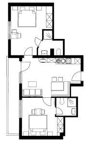 Gästehaus Sonnweber, Pensionen  Mieming - big - 20