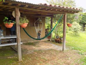 Rancho Hostal La Escondida Eco Park, Bed and breakfasts  Teopisca - big - 86