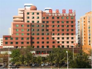 Xiuying Xitian Hotel, Hotel  Haikou - big - 22