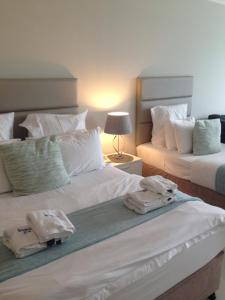 Beachbreak Holiday Letting, Apartmány  Durban - big - 37