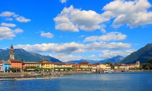 Albergo Carcani, Hotely  Ascona - big - 38